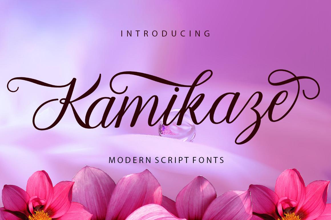 Kamikaze Script example image 1