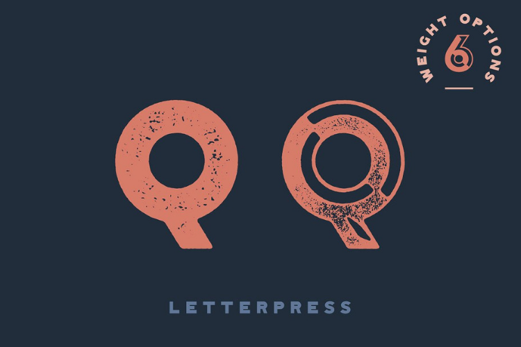Gastro Pub - Type Family - Font Family example image 9