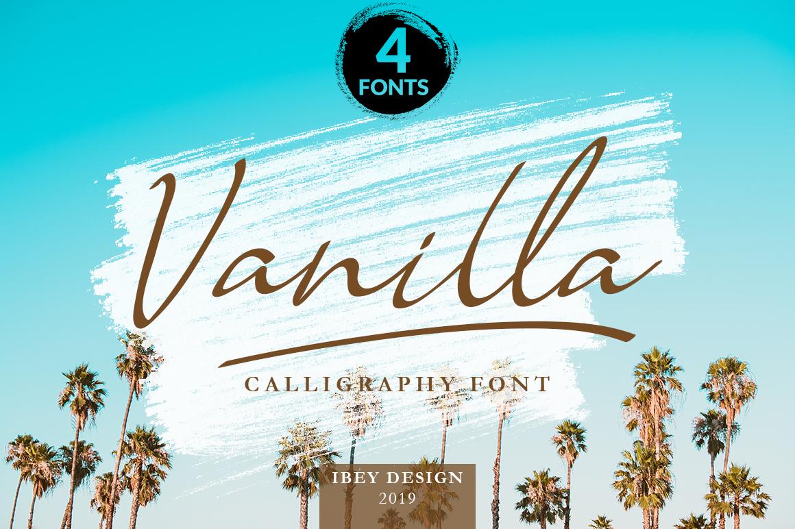 Vanilla example image 1