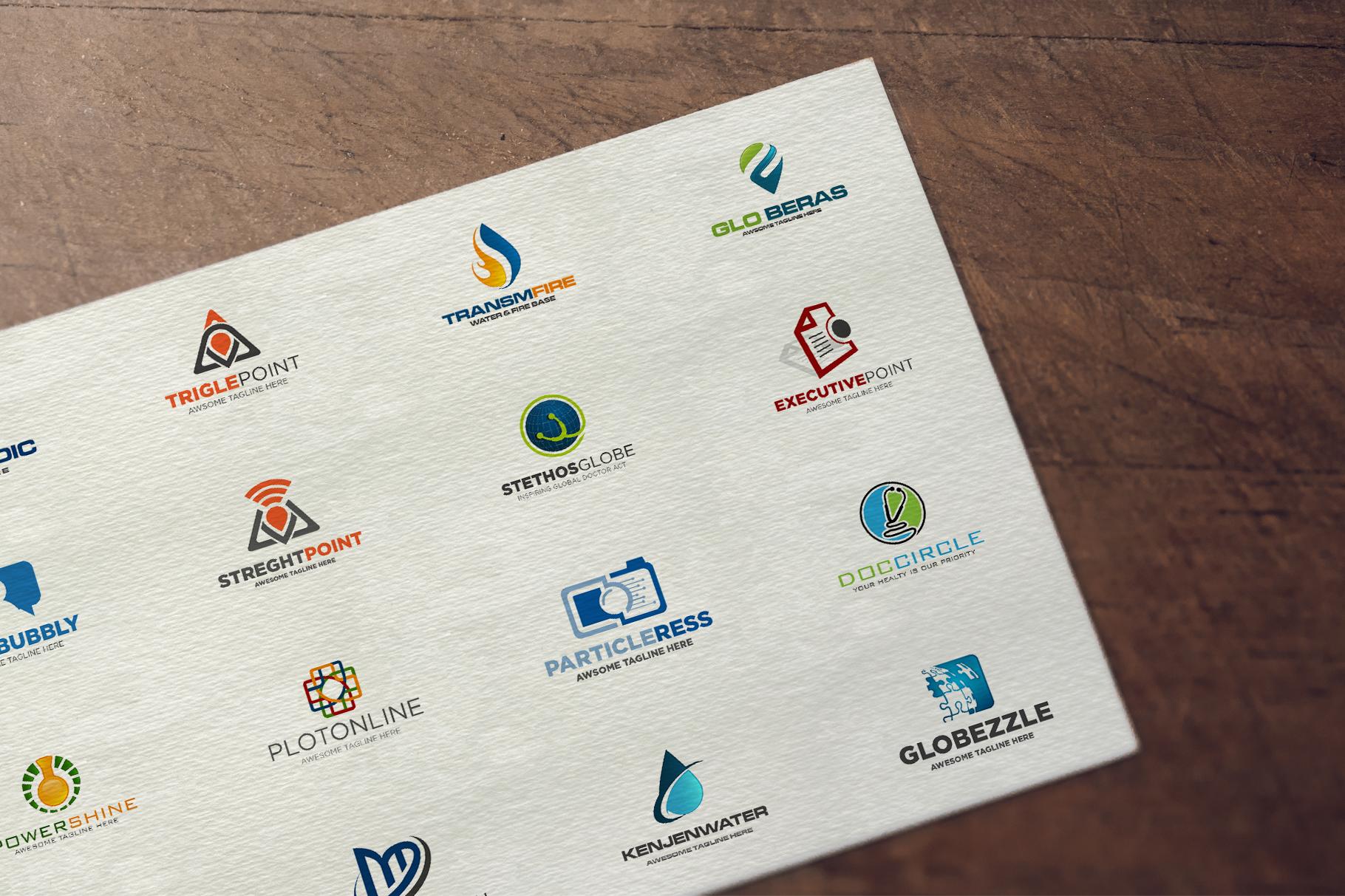 Corporate Logo Bundle example image 4