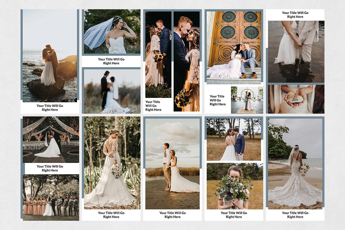Wedding Animated Instagram Stories example image 8