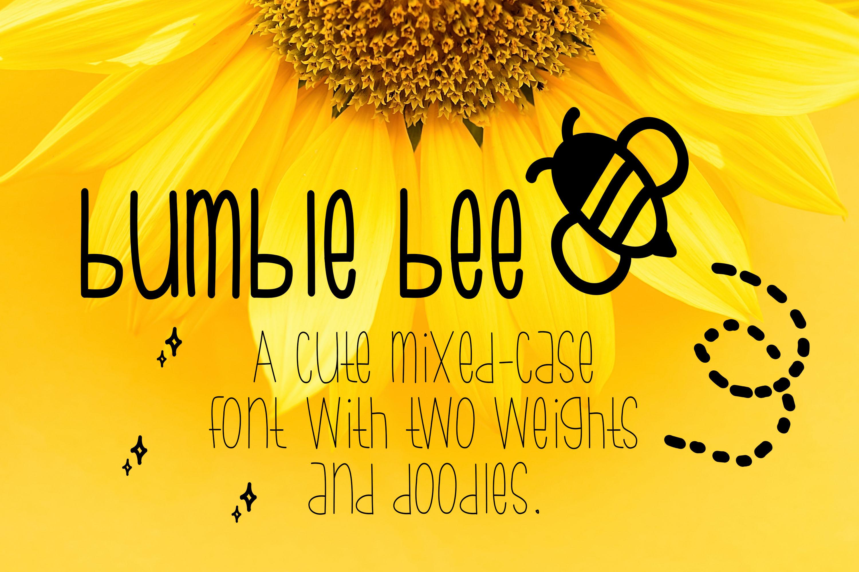 Bumble Bee example image 1