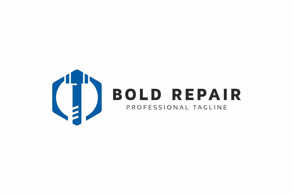 Screw Repair Logo example image 3