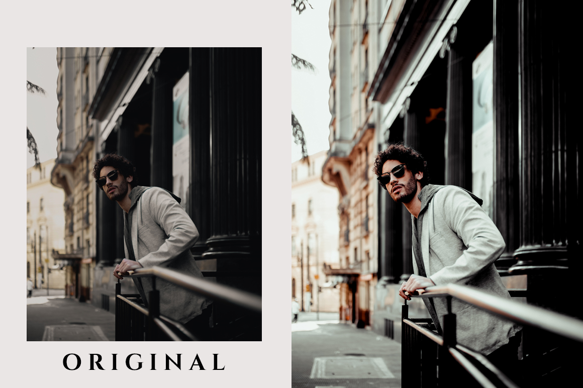 800 Plus Lightroom Mobile Presets Pack example image 8