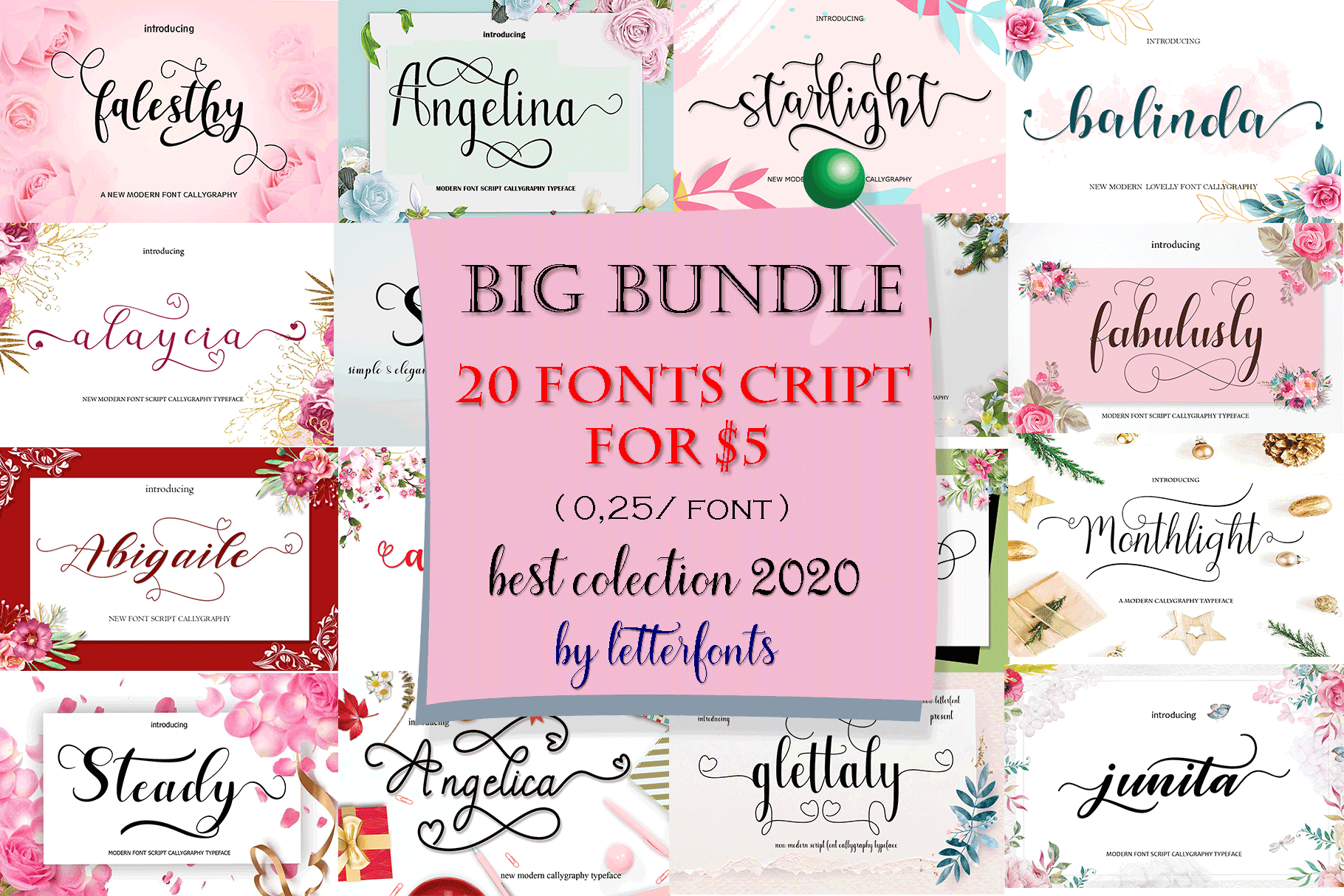 20 IN 1 BUNDLE example image 10