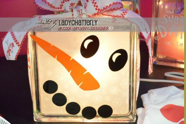 LC006 - Winter Snowman example image 5