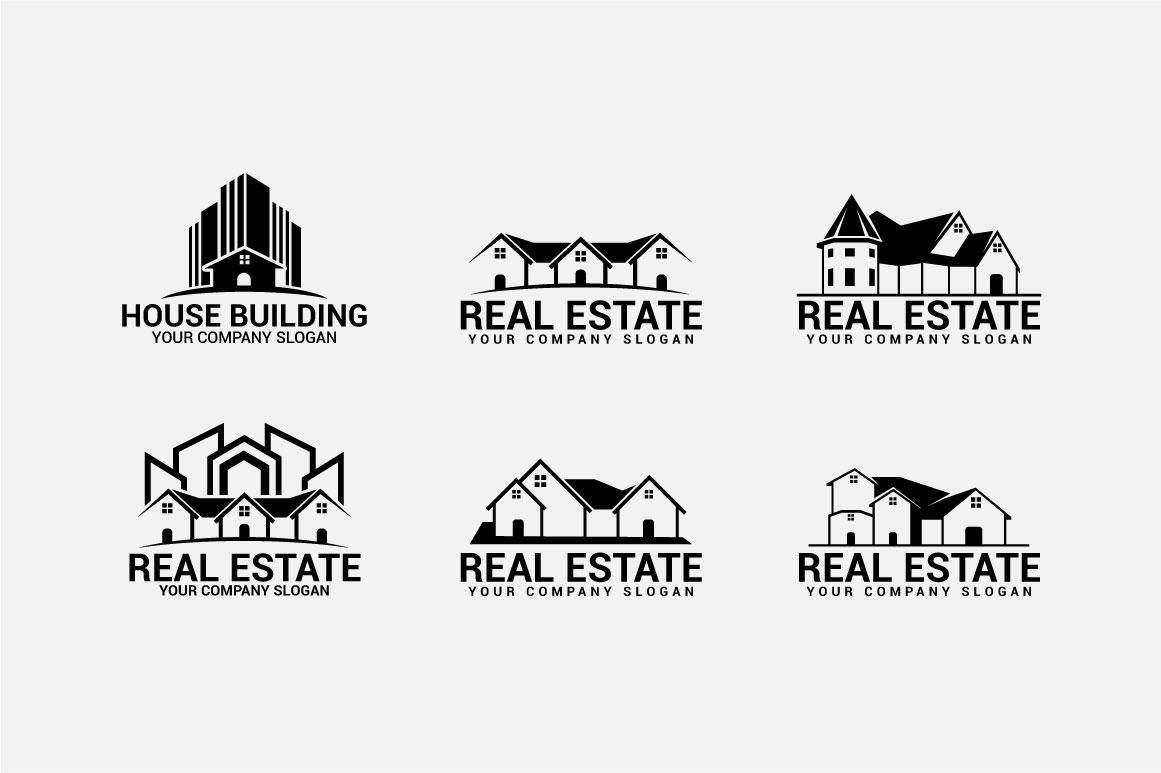 Real Estate Logo & Badges example image 8