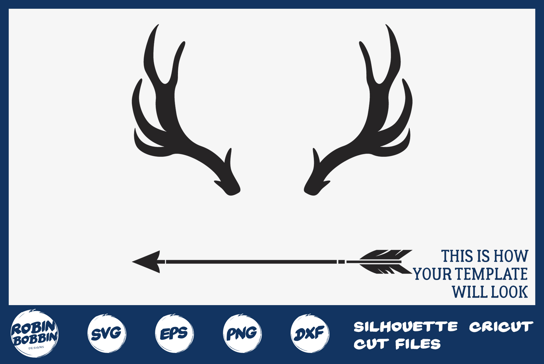 Family SVG, Newlyweds SVG, Deer svg, Personalized Family example image 2