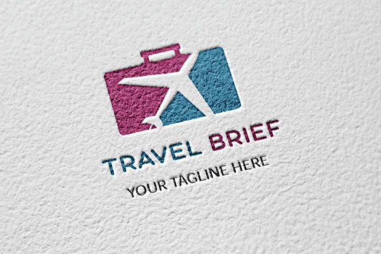 Airplane Travel Logo example image 2