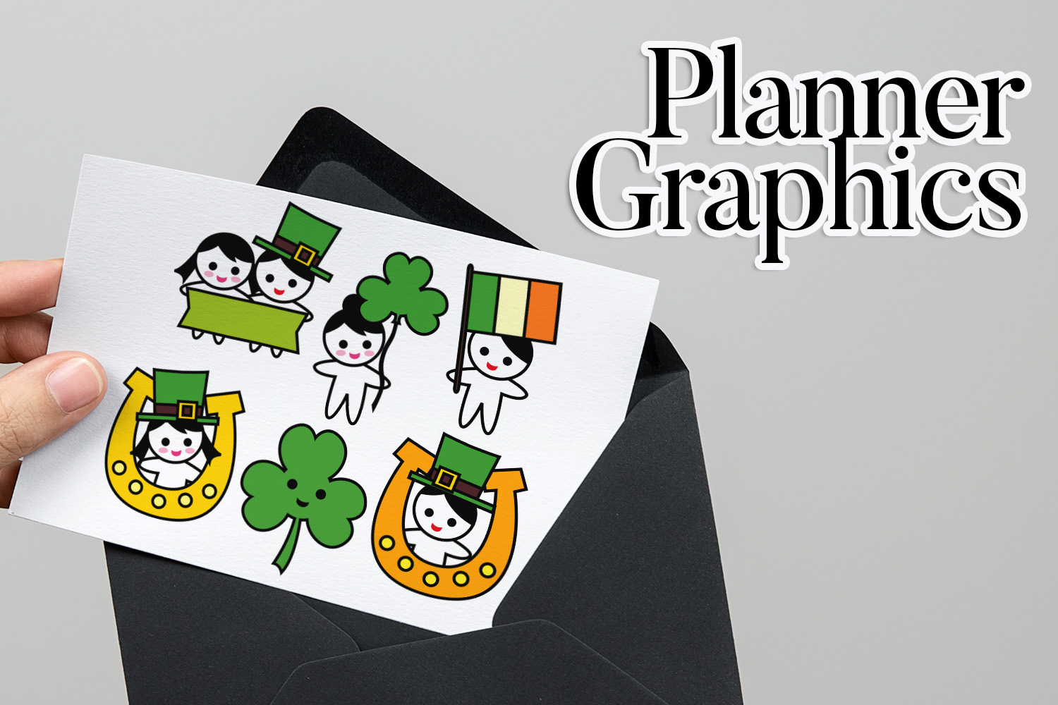 Holidays Bundle - Planner Graphic Illustrations example image 22