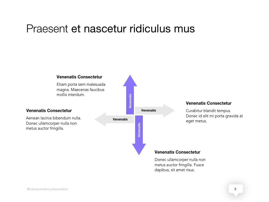 Influencer Marketing Google Slides Template example image 9