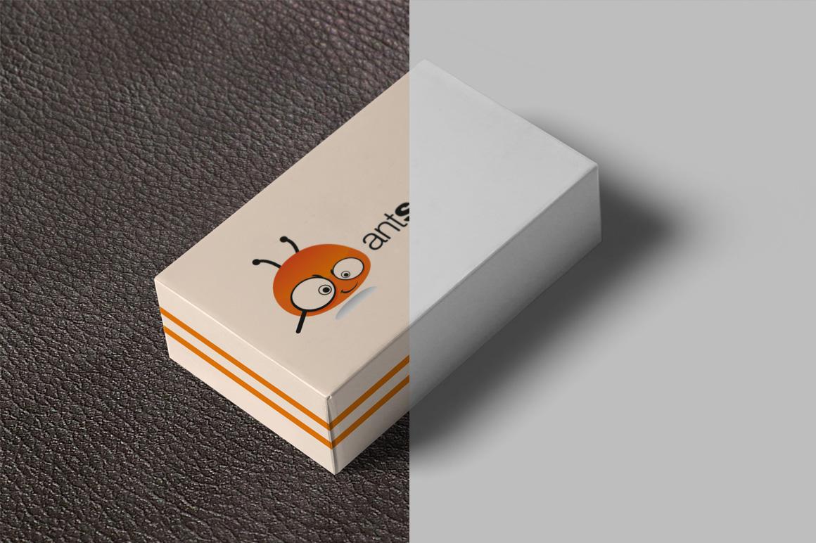 Box / Packaging Mockups example image 8