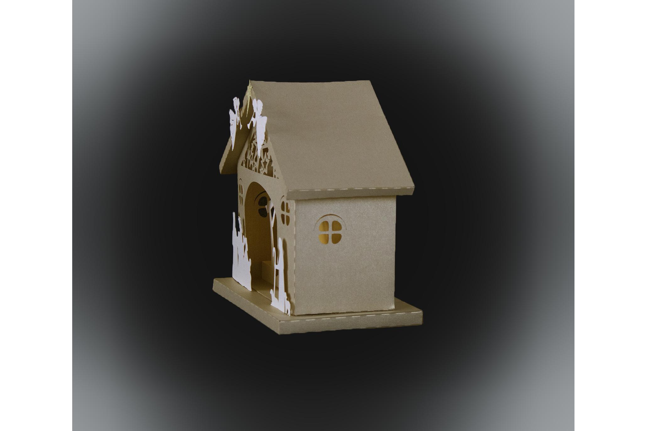 Nativity Barn example image 3