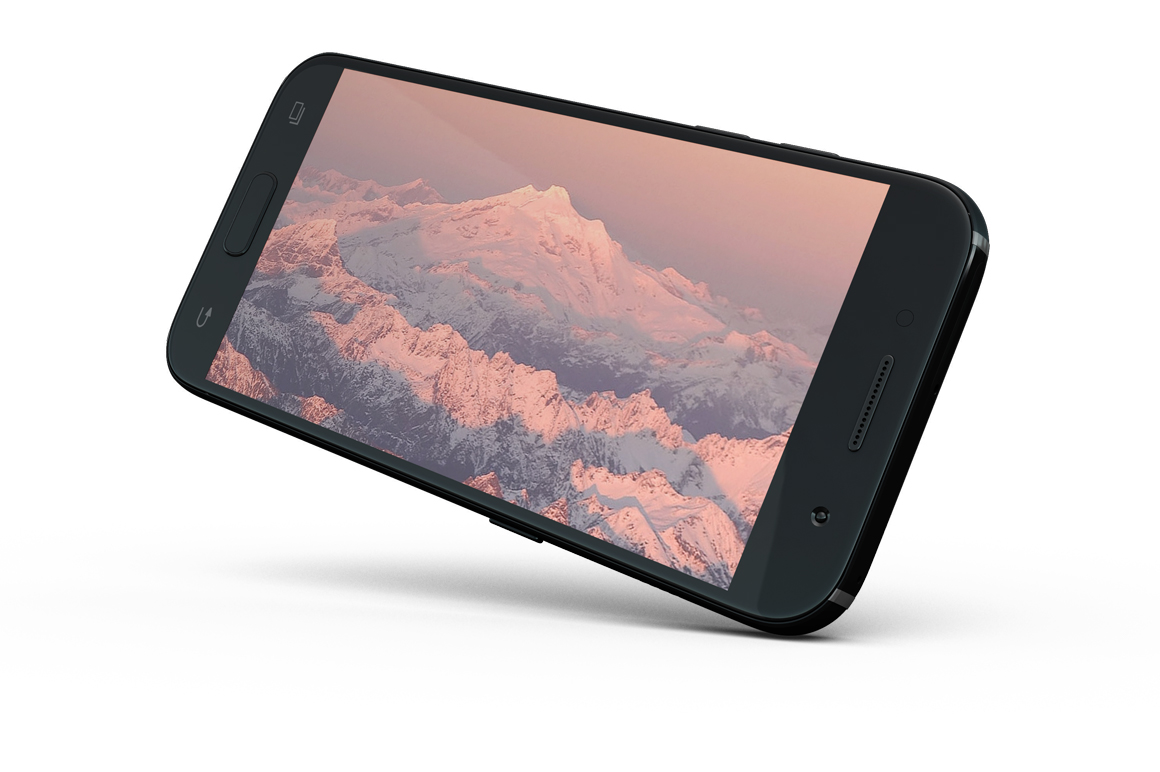Samsung Galaxy s3 Mockup example image 17