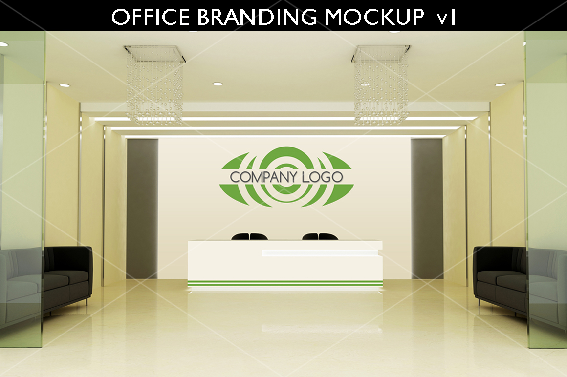 Office Branding Mockup v1 example image 1