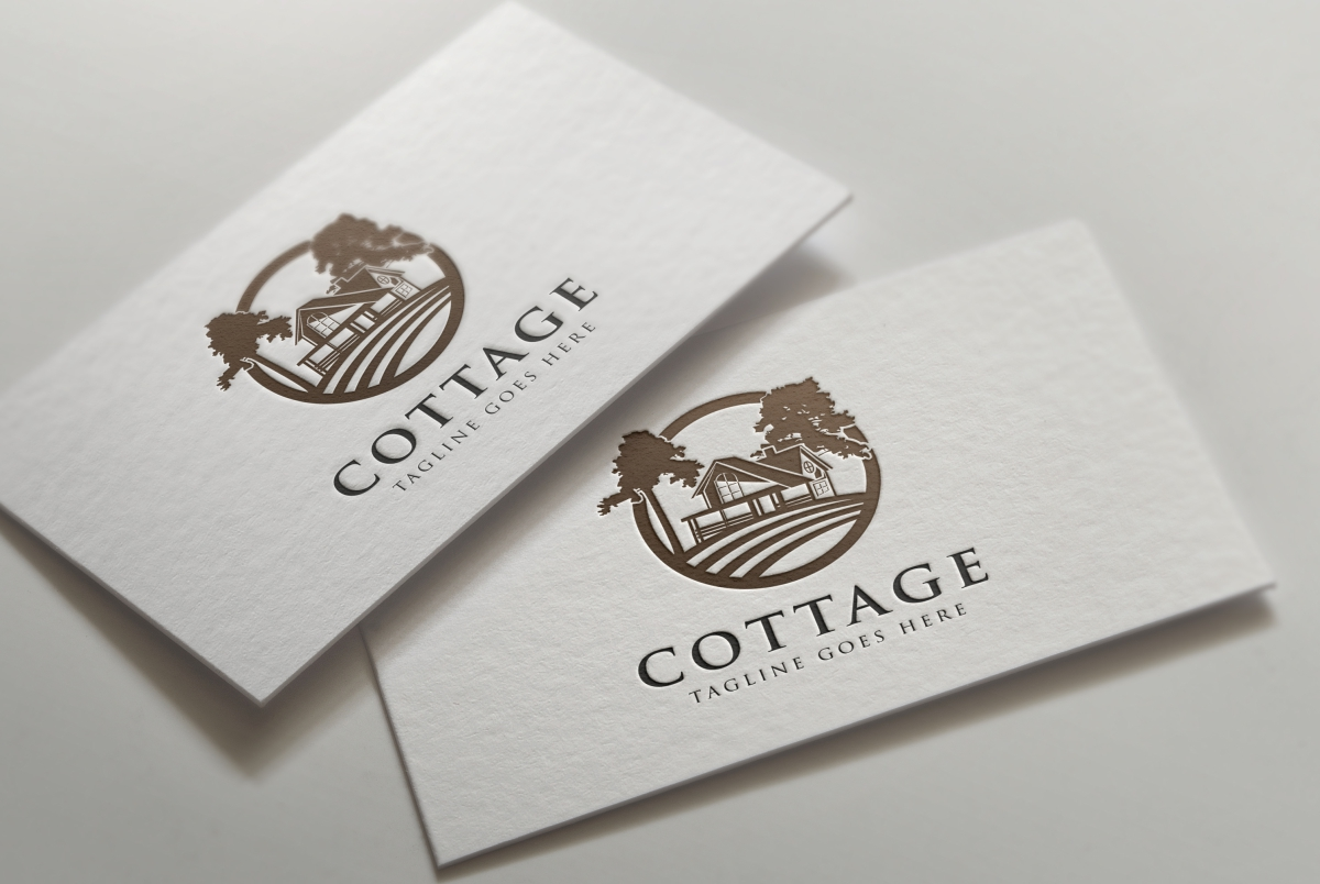Cottage Logo example image 2