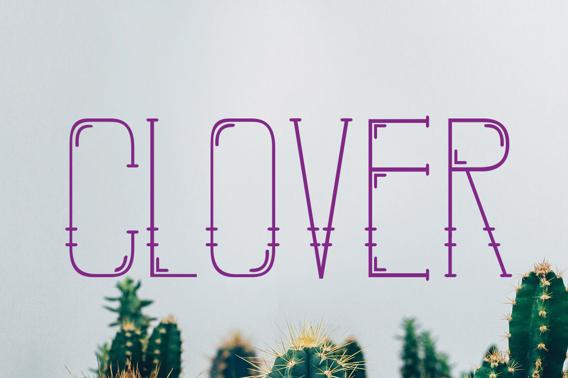 CLOVER FAMILY example image 2