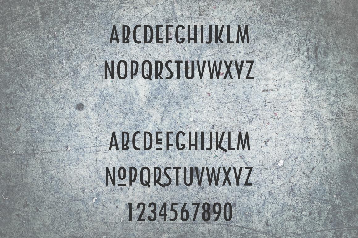 Blantyre - A New San Serif example image 2