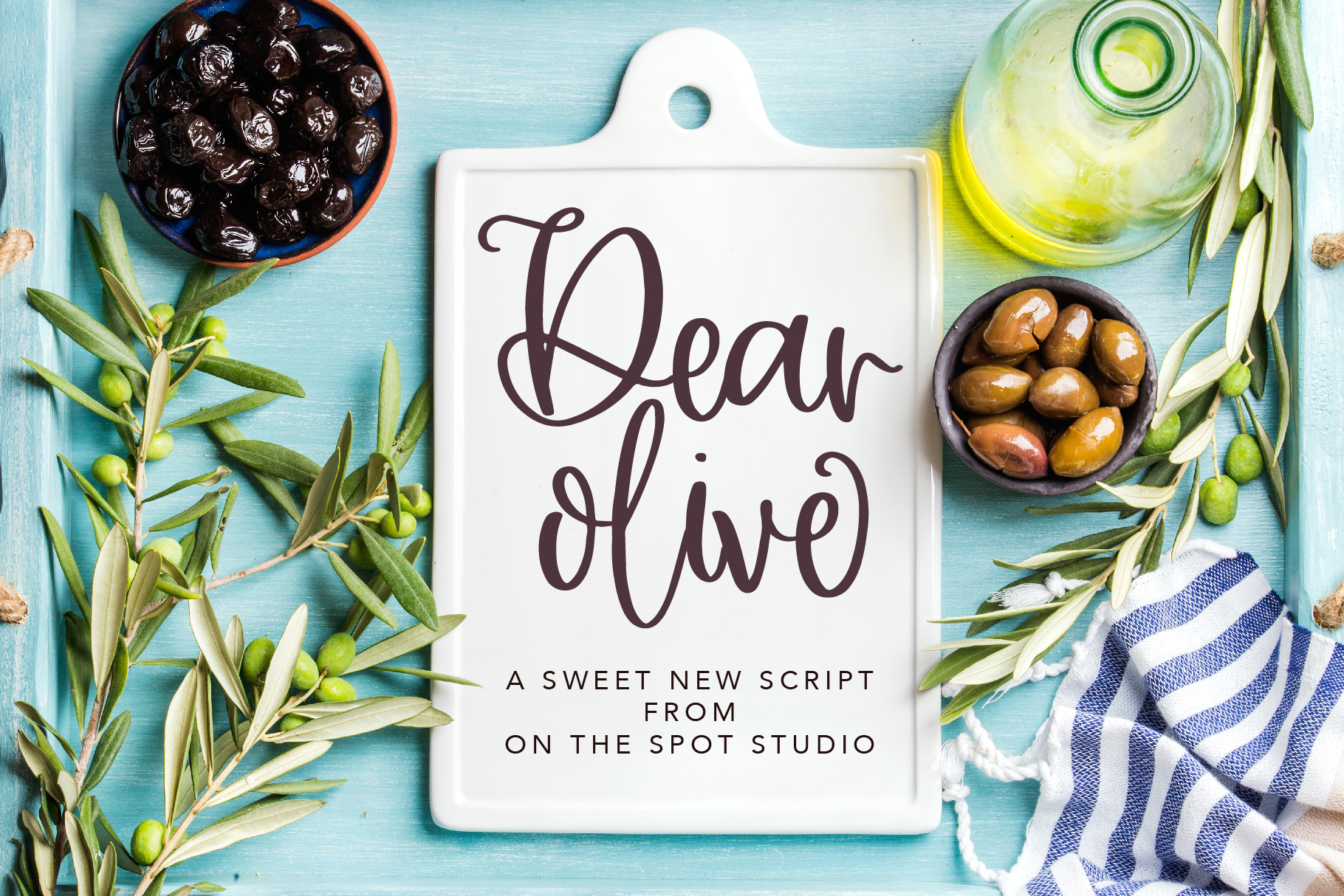 Dear Olive example image 1