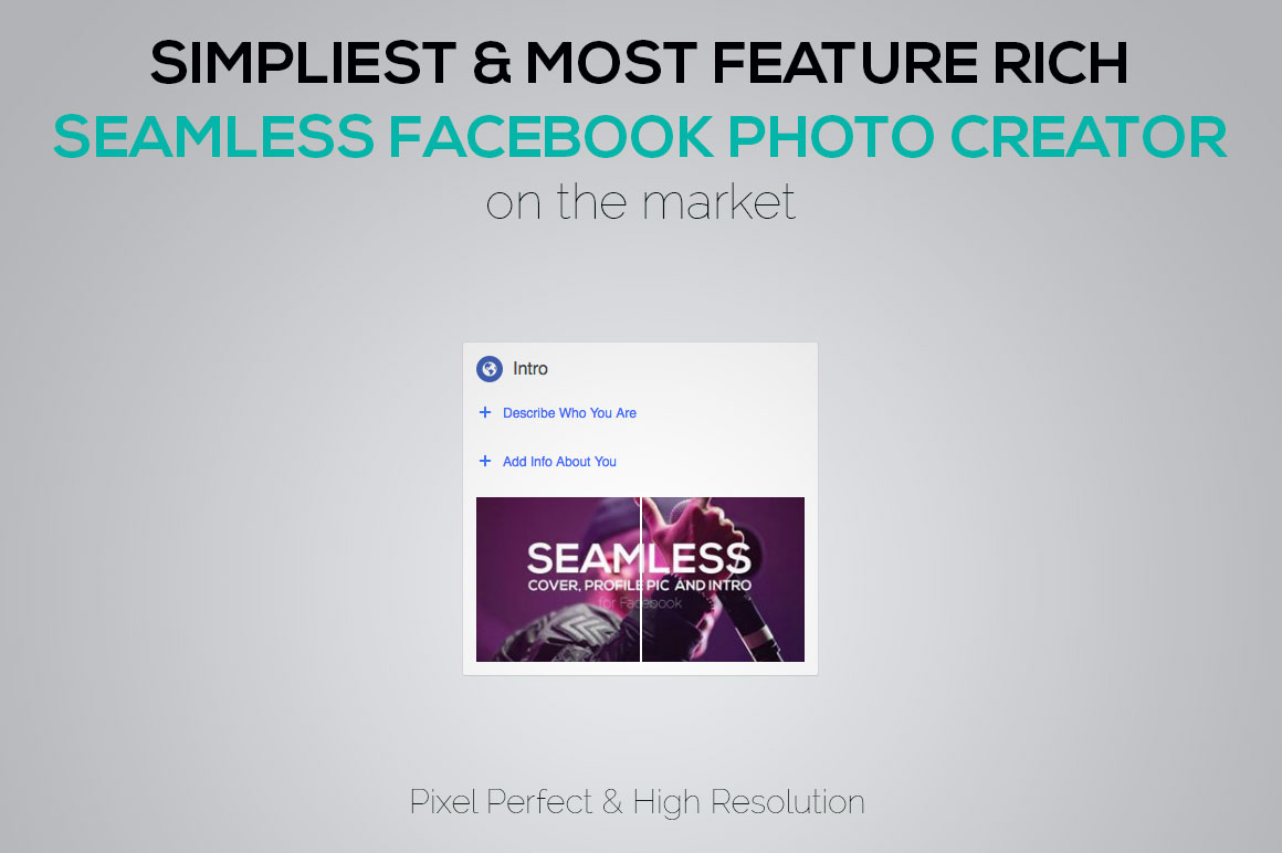 Seamless Facebook Photo Creator example image 6