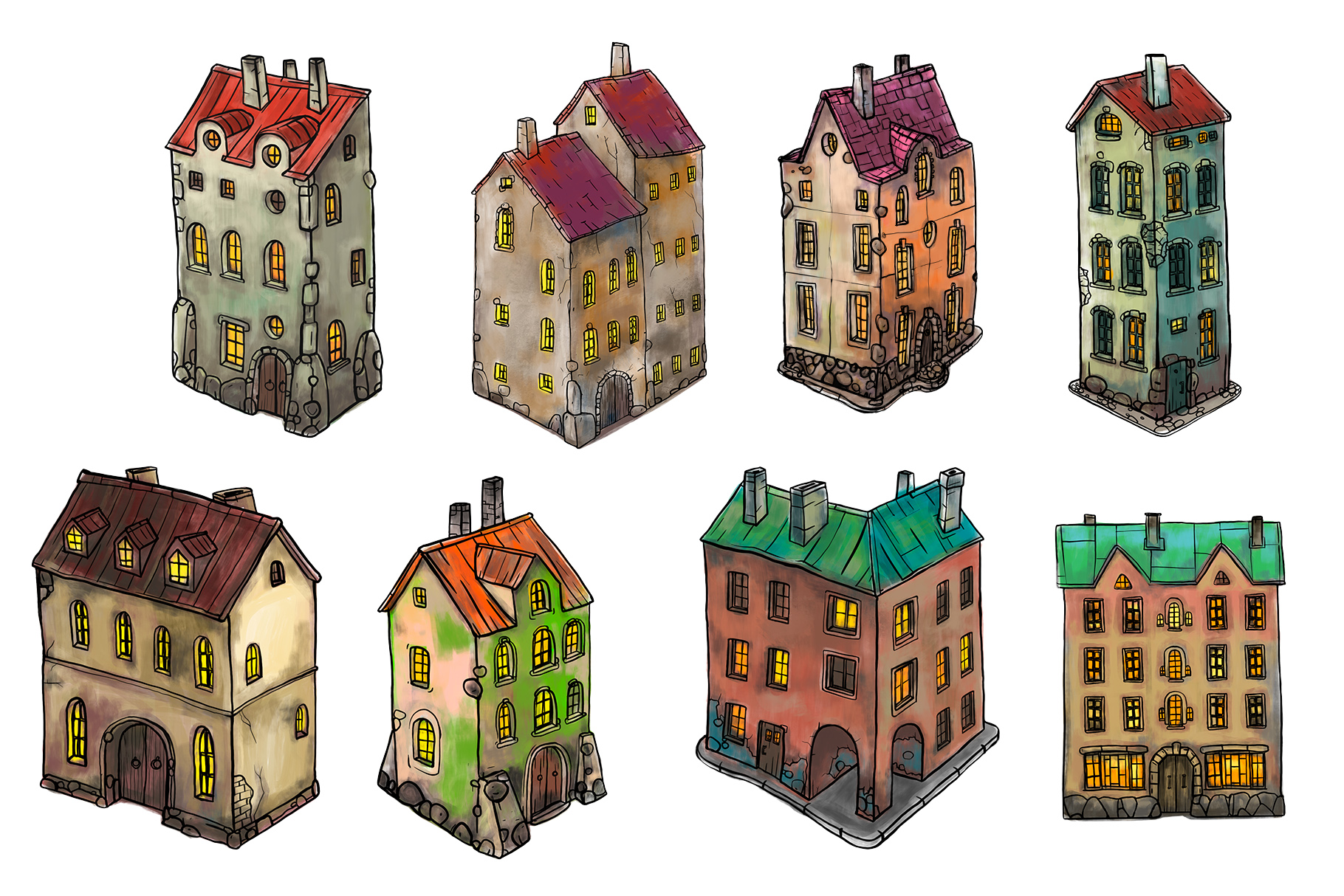 Old city creator example image 2