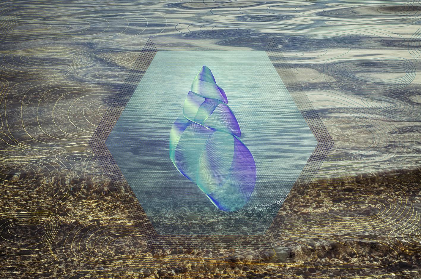 Ethereal Seashells example image 9