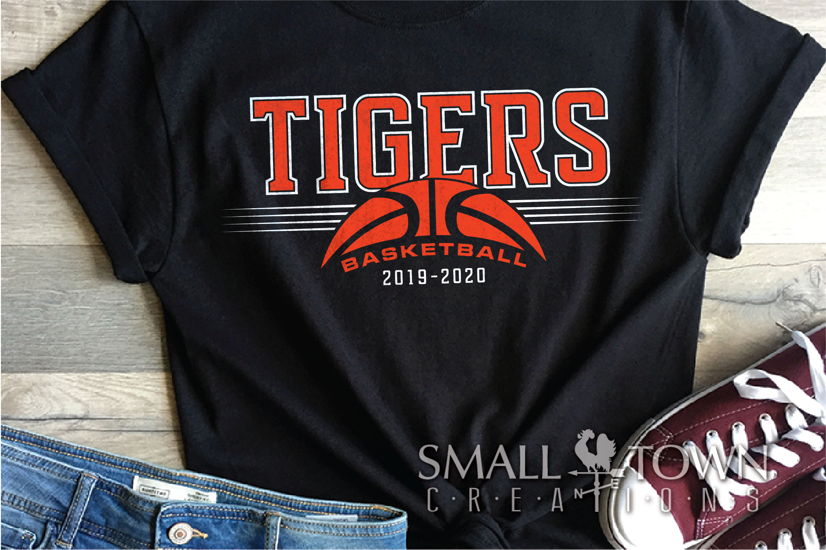 Tiger, Athletics, Sport, Team, Logo, PRINT, CUT, DESIGN example image 1