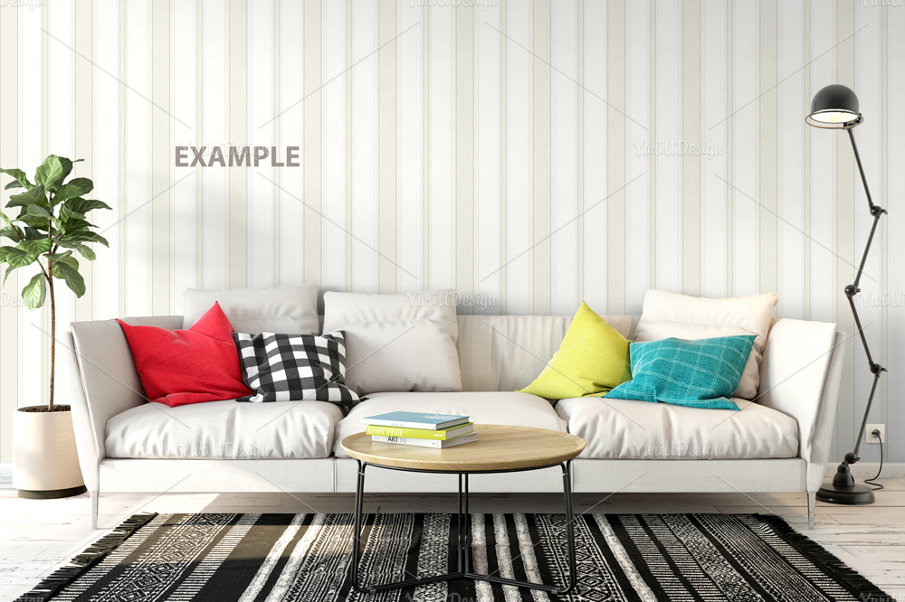 Wall Mockup - Bundle Vol. 1 example image 15