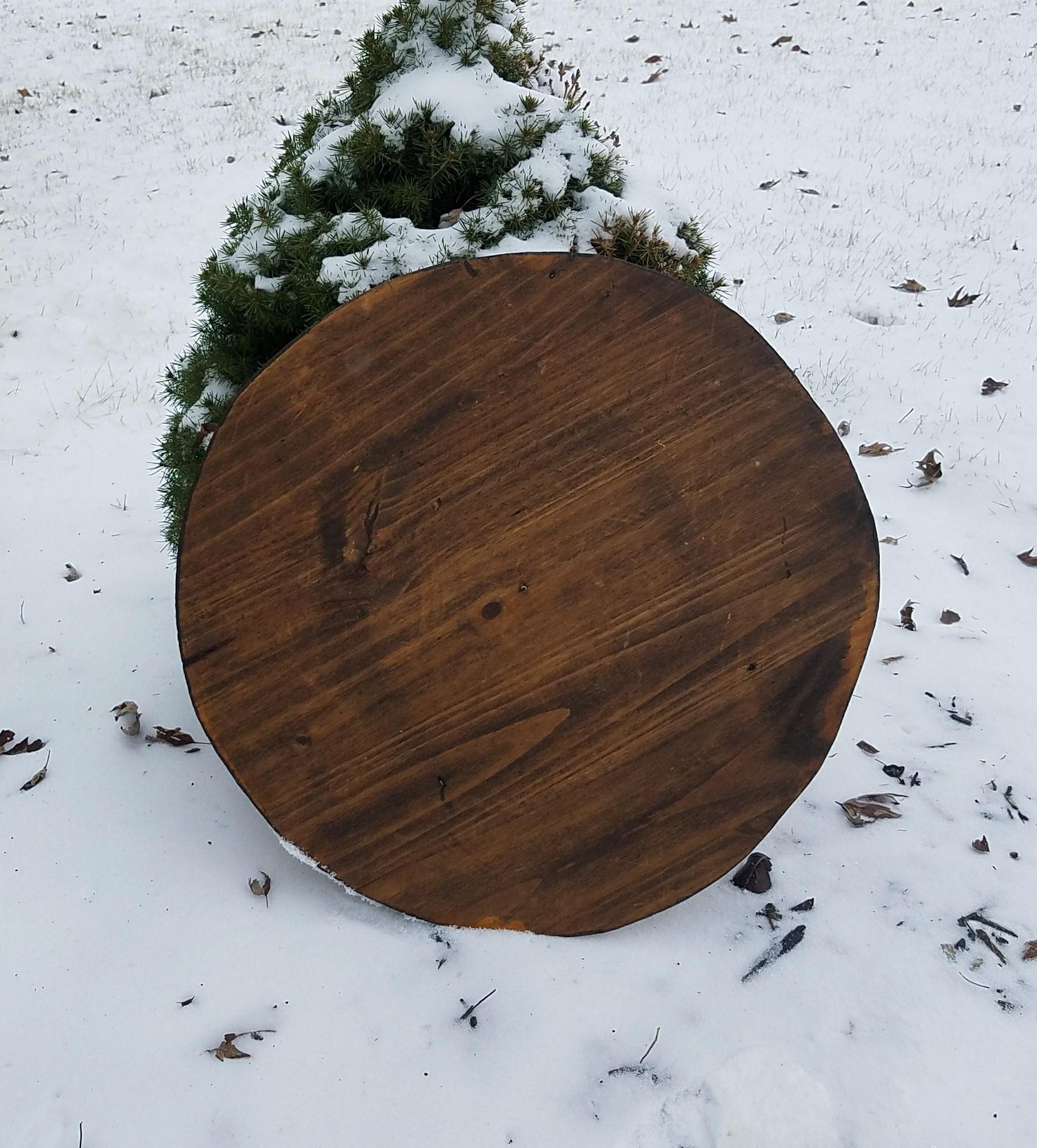 Wood sign Mockups example image 21