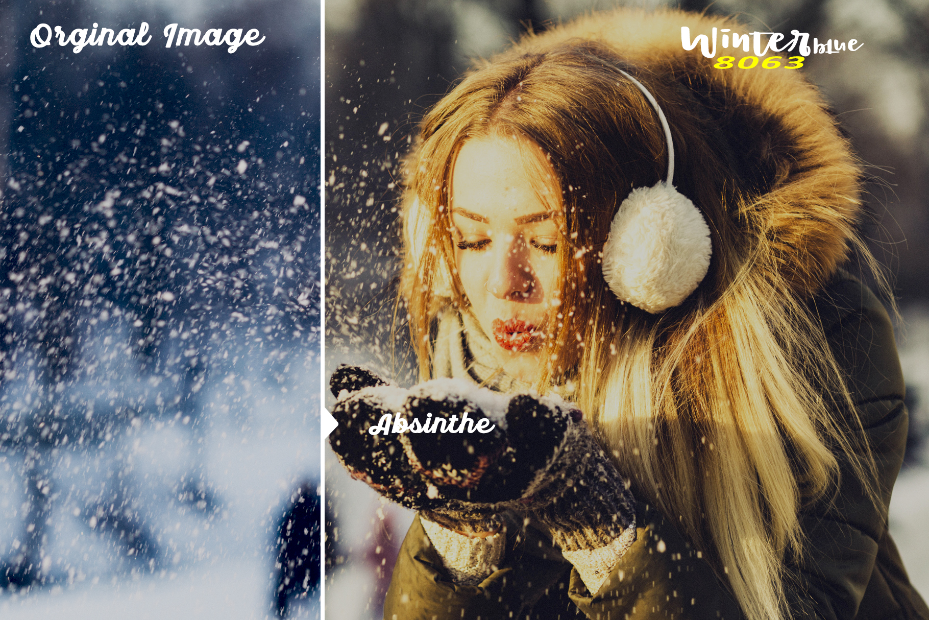 Winterblue Lightroom 80 and ACR 80 Presets example image 3