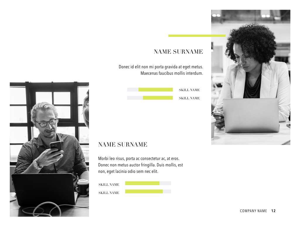 Publisher PowerPoint Template example image 13