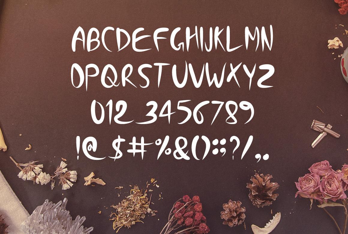 Funtos Typeface example image 5