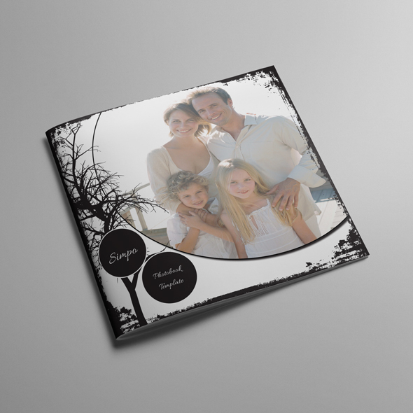 Simpo - Photobook Template example image 5