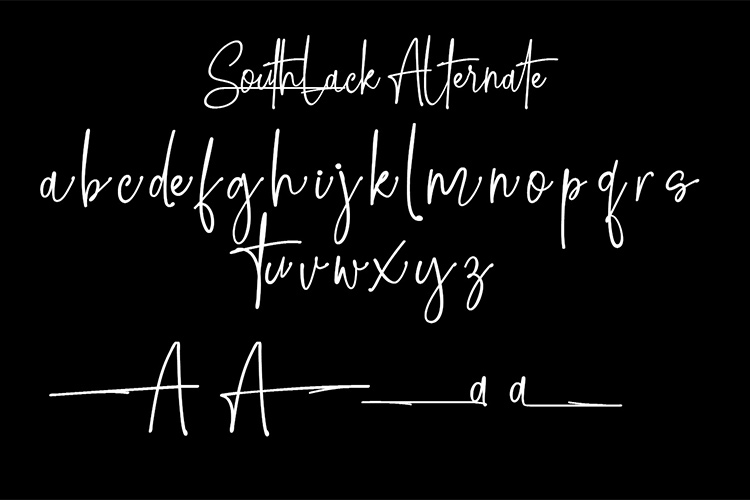 Southlack Signature example image 11