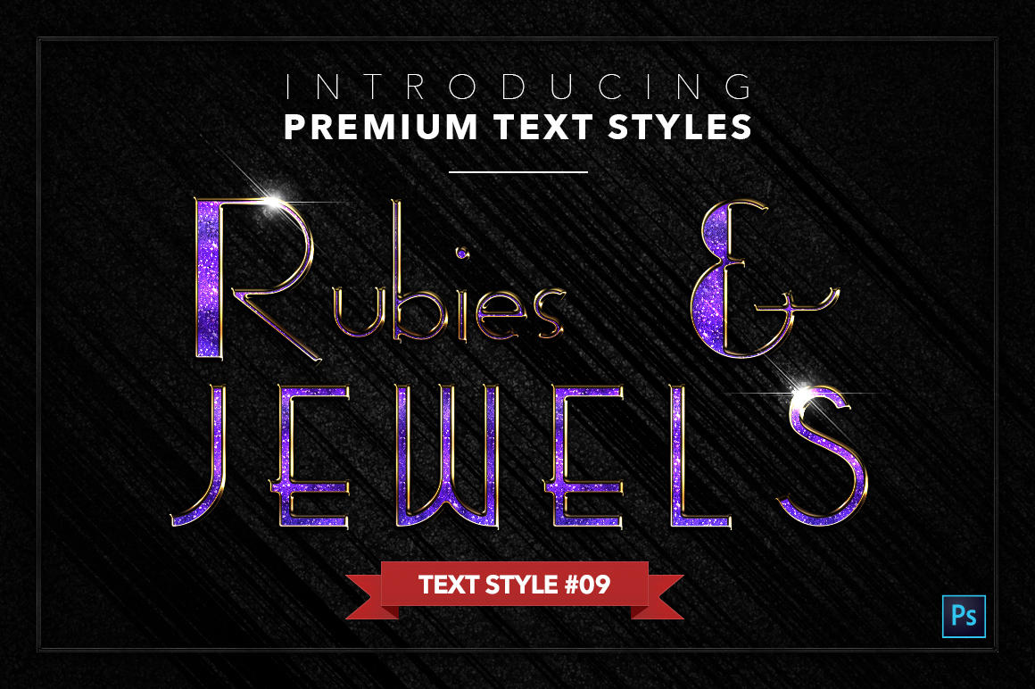 Rubies & Jewels #1 - 20 Text Styles example image 10