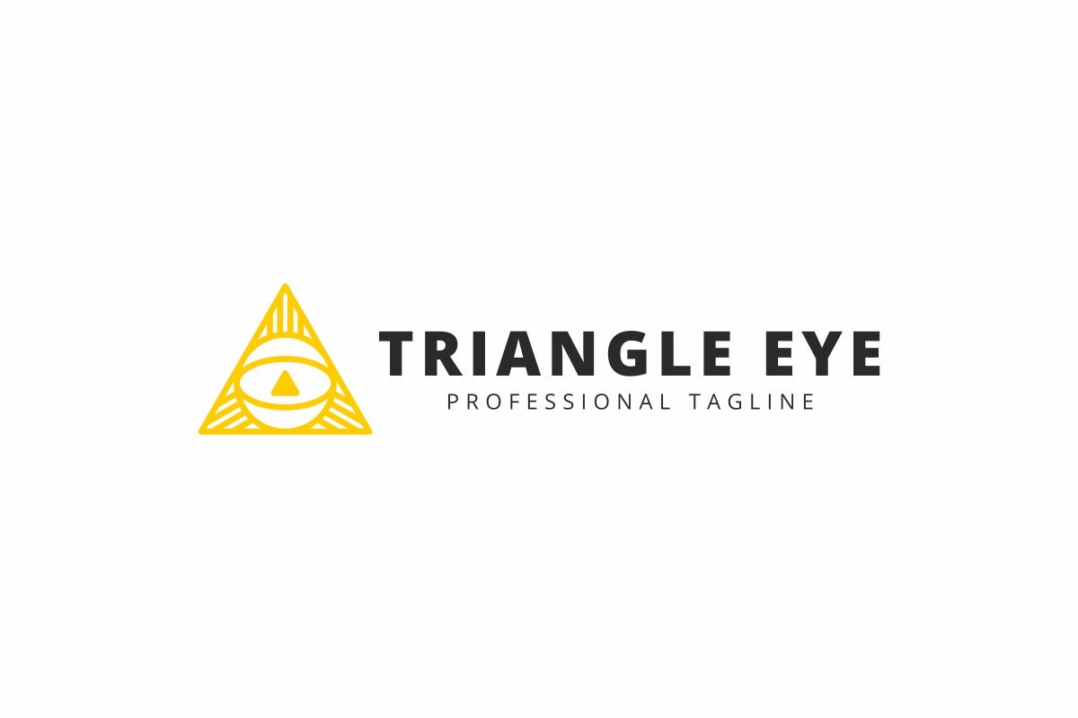 Triangle Eye Logo example image 2