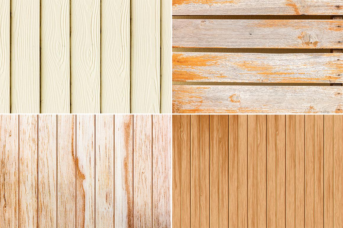 50 Wood Texture Background Set 2 example image 2