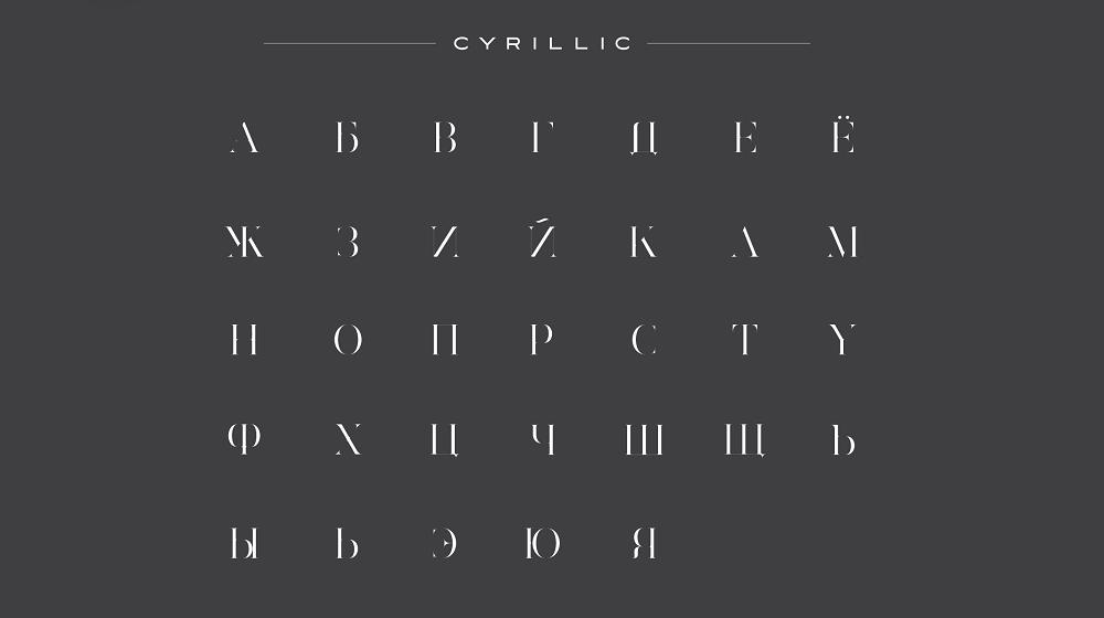 Lorimdale font example image 3
