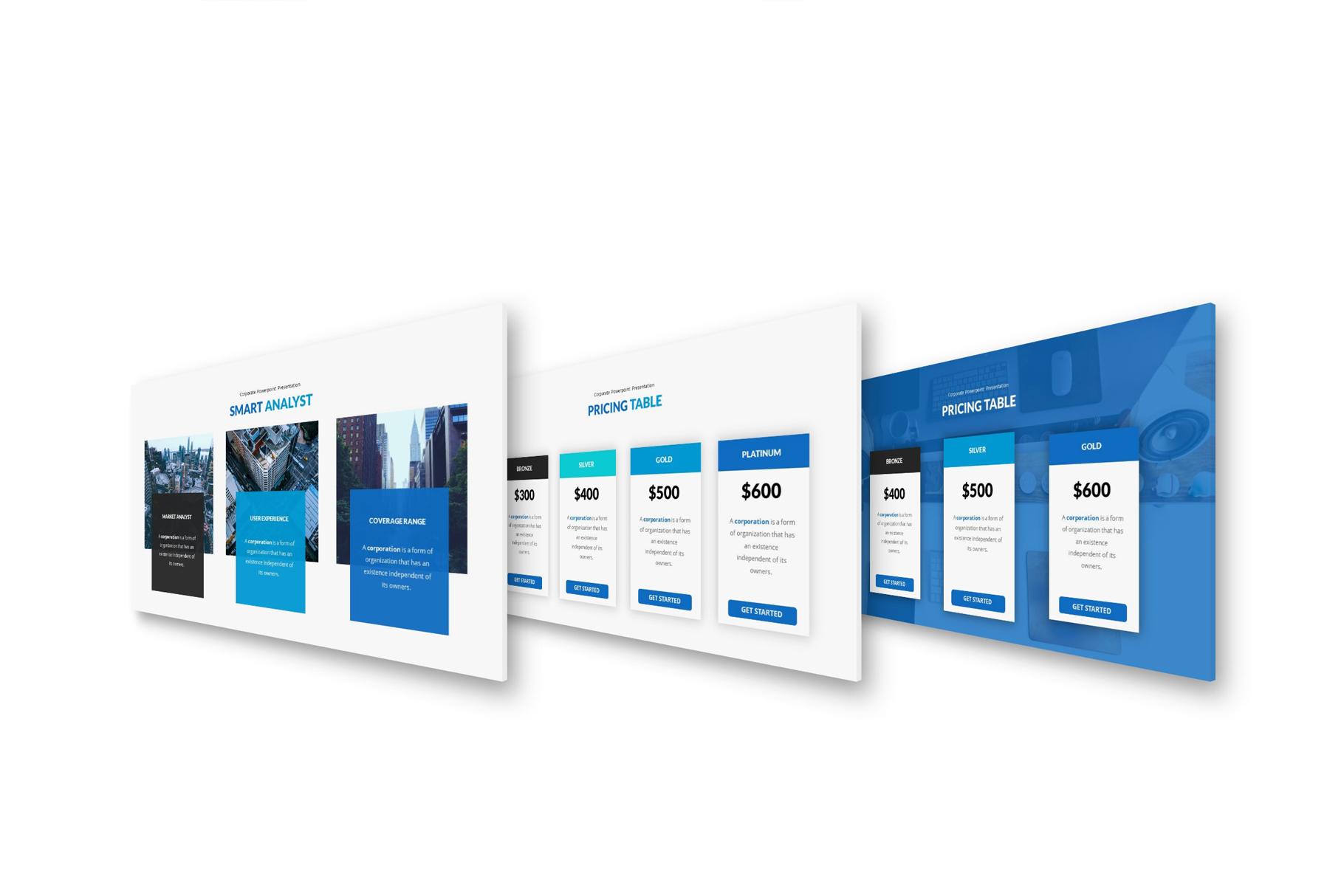 Koba Powerpoint Presentation example image 13