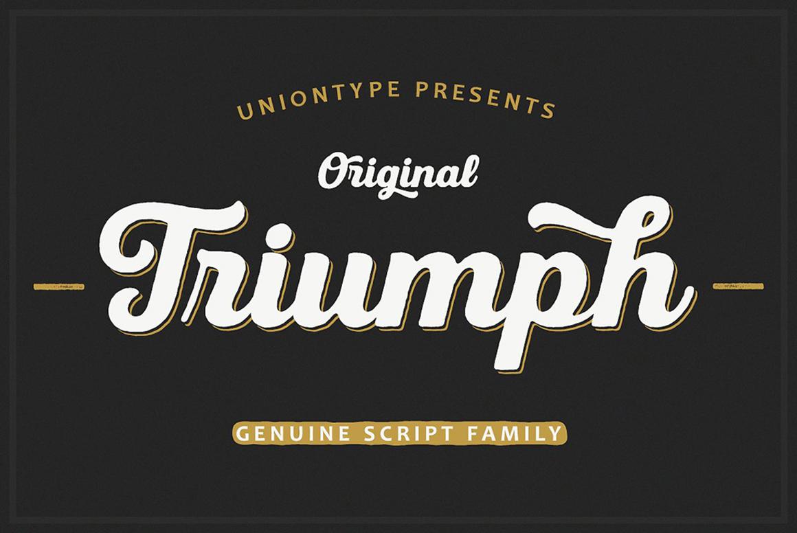 Triumph example image 1
