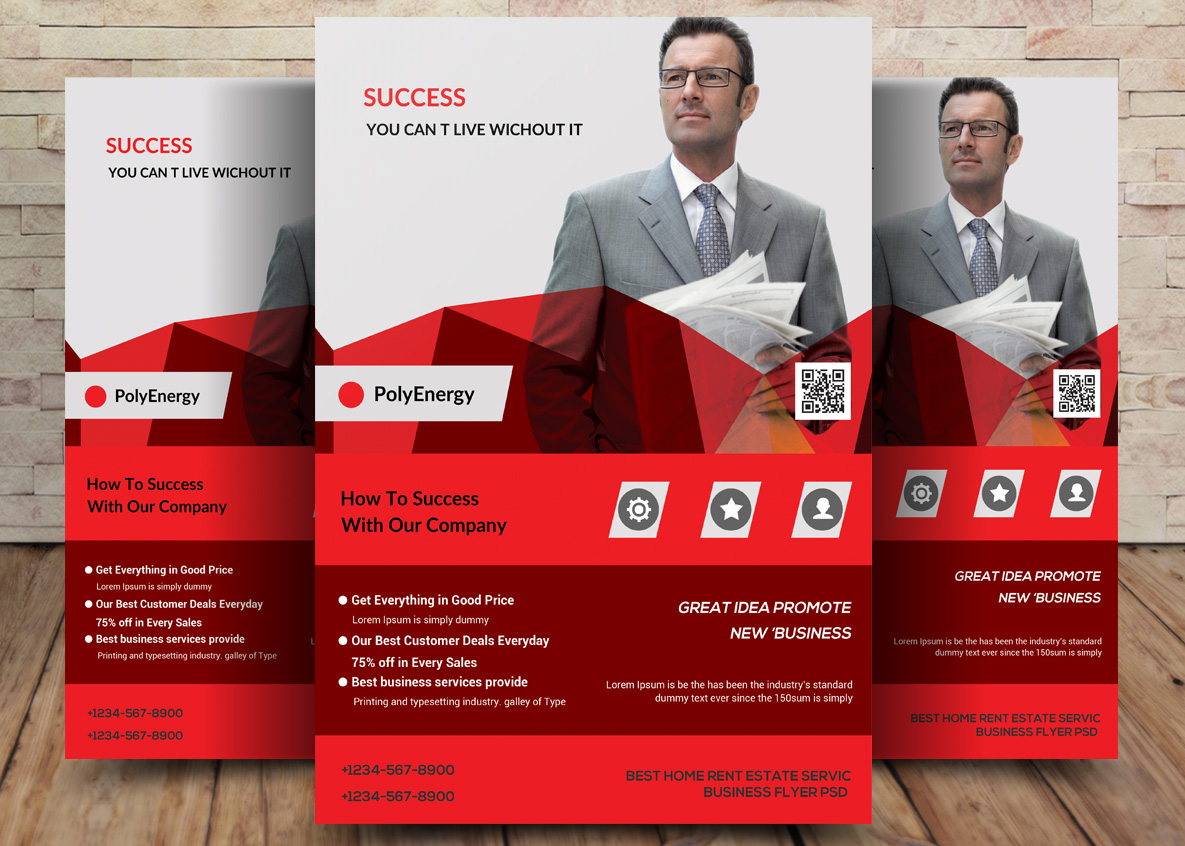 Corporate Business Bundle 4 example image 2