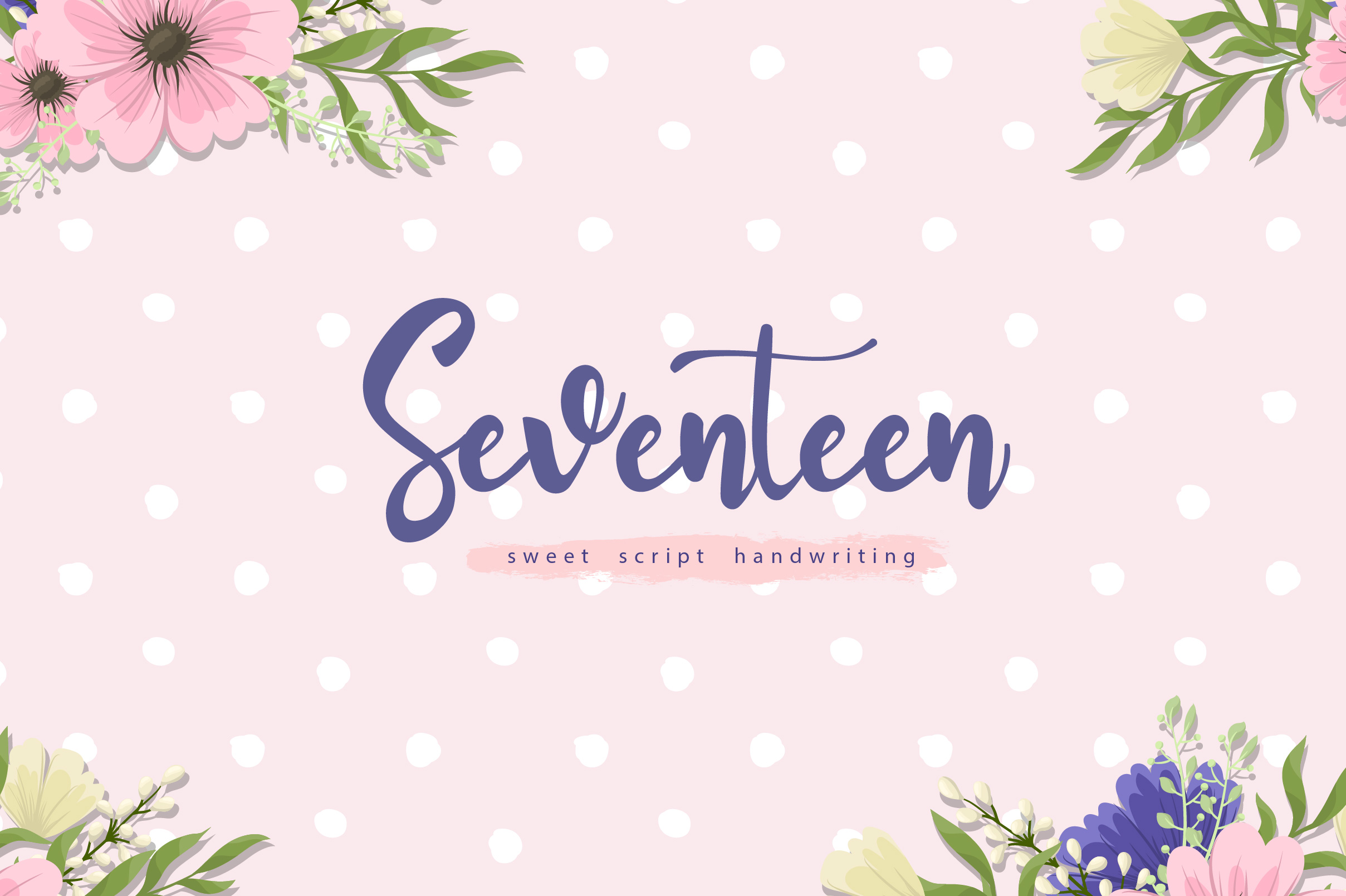 Seventeen example image 1