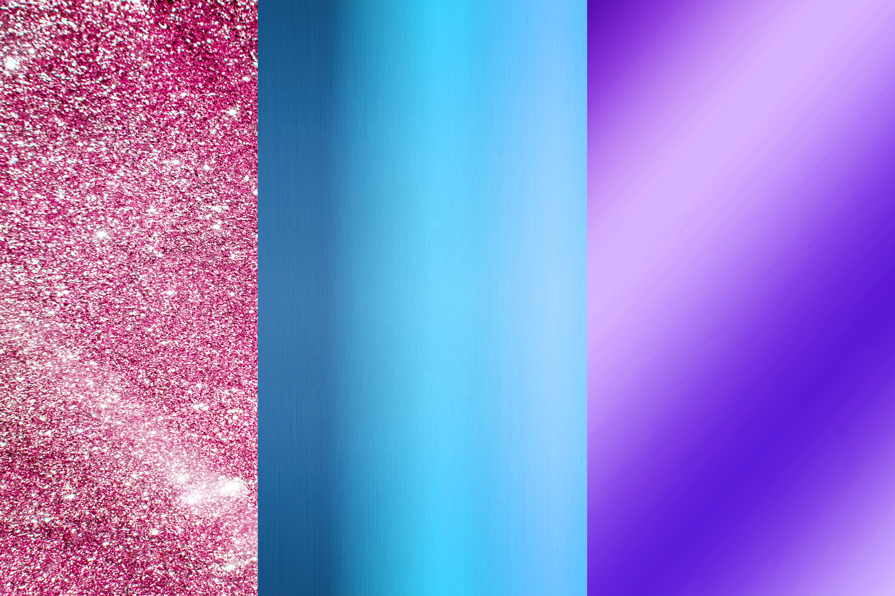 Iridescent Digital Papers, Iridescent Backgrounds example image 5