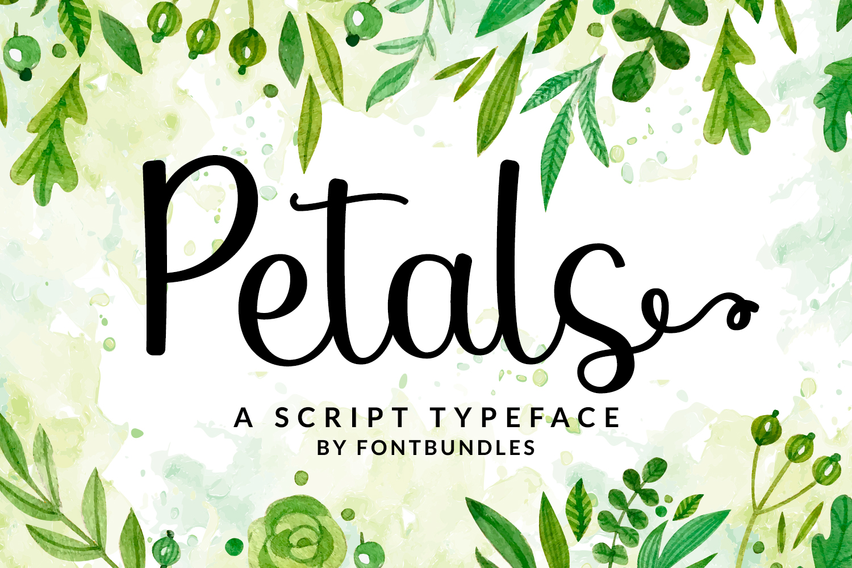 Petals example image 1