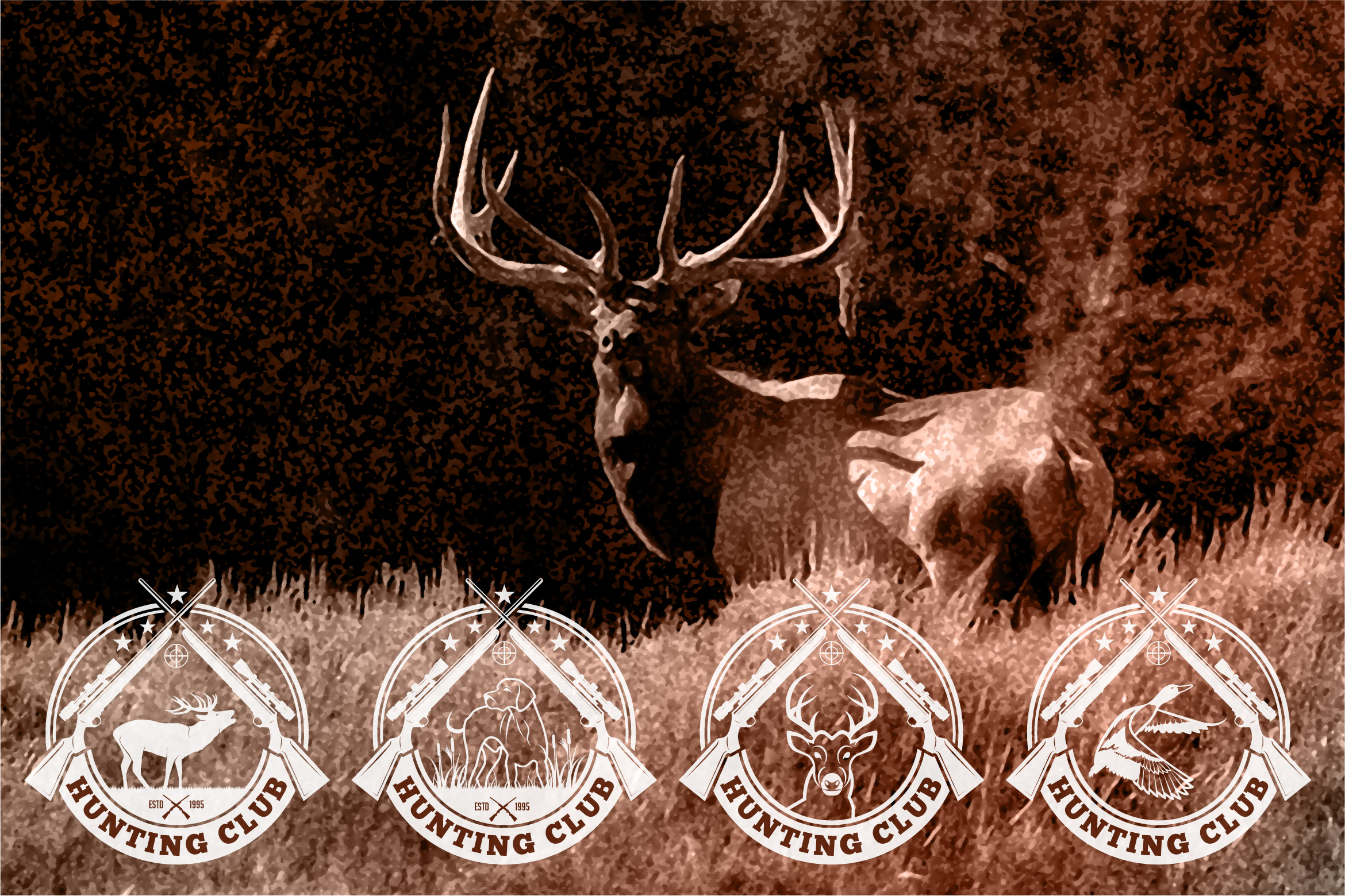 HUNTING CLUB 1 example image 1