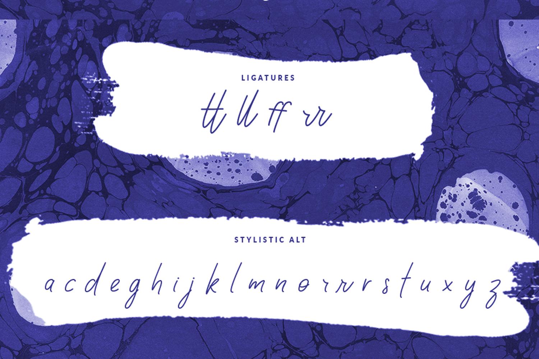 Sakura Font Set example image 7
