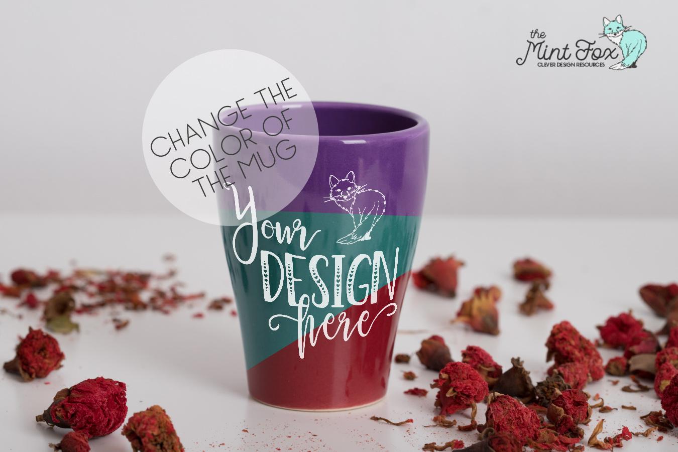 Coffee Mug Mockup | PSD & JPG Coffee Cup Mock Up example image 3