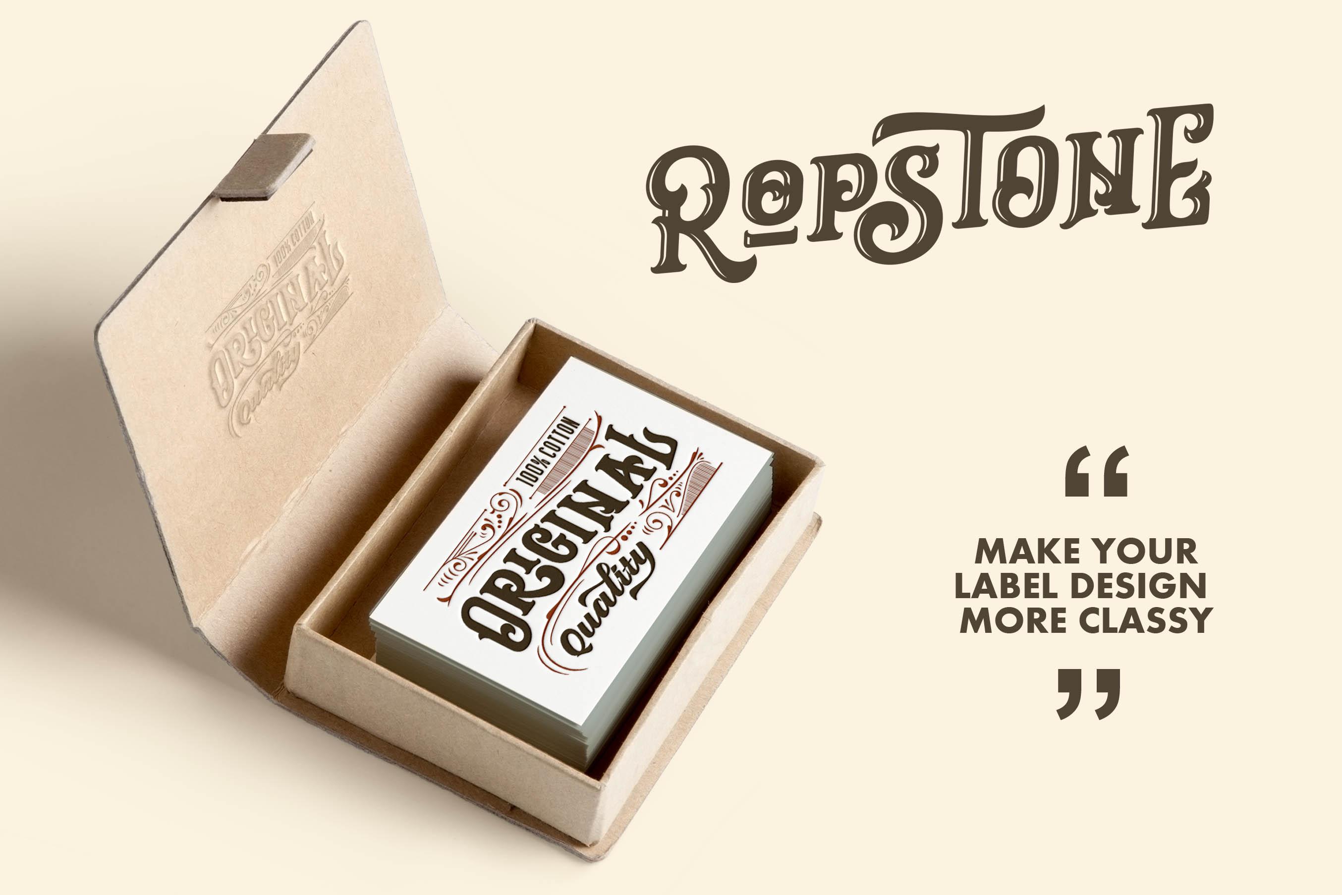 Ropstone + Special Bonus example image 2