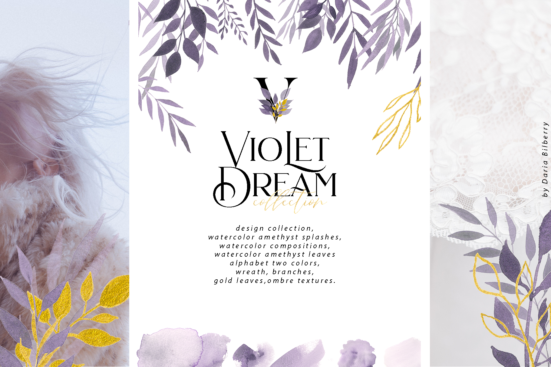 Violet Dream collection example image 1