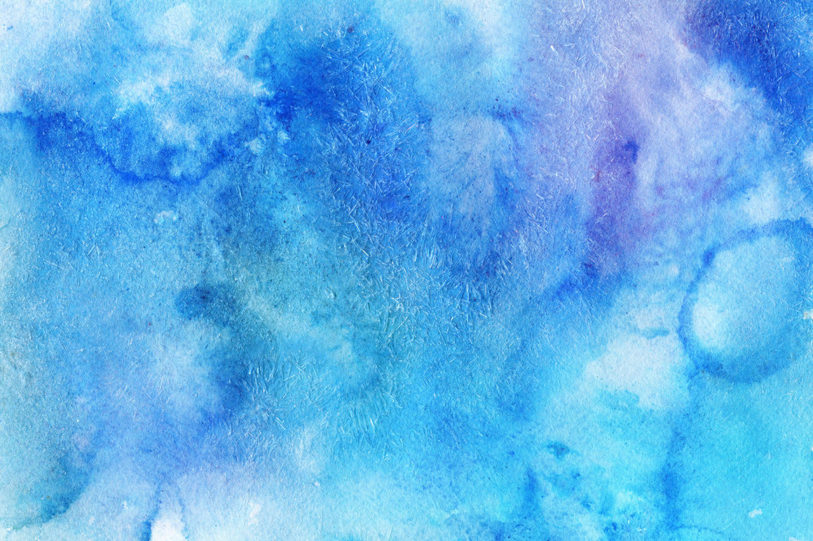 30 Winter Watercolor Backgrounds example image 4